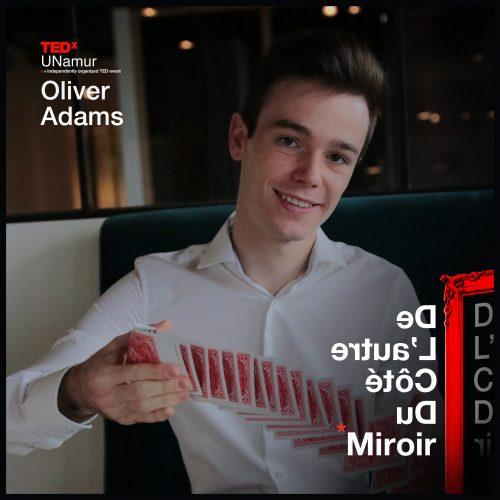 "Adrien Dupont (""Oliver Adams"")"
